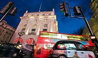 Piccadilly Circus, London, England, UK.