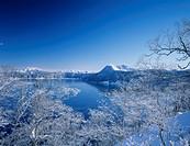 Mashu_ko lake, Teshikaga, Hokkaido, Japan
