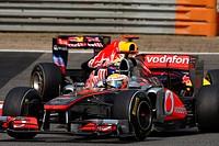 Lewis Hamilton GBR, Sebastian Vettel GER, Chinese Grand Prix, Shangai, China