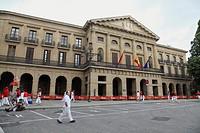 Feria de San Fermin, Pamplona, Spain, European