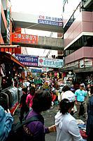 Crowded Seoul