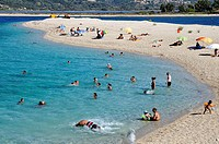 Ammoglossa beach, Lefkada island, Greece