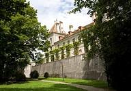 Chateau Prangins in Switzerland