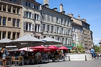 Place Bourg de-Four Cafe