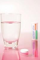 Aspirin UPSA, effervescent tablet.