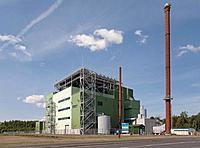 Power Plant Exterior