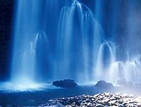 Goro Zen´s waterfall. Matsumoto, Nagano Prefecture, Japan