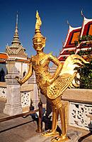 The Wat Phra Kaeo,the Temple of the Emerald Buddha,is regarded as the most sacred Buddhist temple in Thailand. Construction of the temple started when...