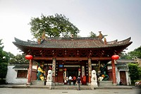 Temple of the Six Banyan Trees, Guangzhou, China