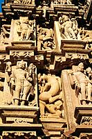 Khajuraho has the largest group of medieval Hindu and Jain temples,built over a period of 100 years between 950A.D and 1050 AD. Originally there were ...