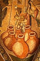There are beautiful 14th and 15th century Byzantine mosaics in the Chora Museum,also known as Kariye Muzesi or Kariye Camii. The Wedding at Cana is a ...