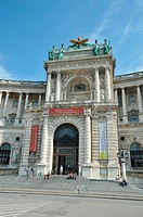 The Neueburg belongs to the Hofburg Imperial Palace complex, known as imperial residence for the winter  The Neueburg was built between 1881 and 1914 ...