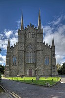 down cathedral, downpatrick county down ireland