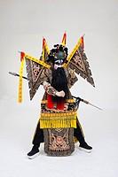 Zhang Fei Peking Opera