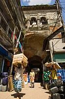 Gate Where William Carey Came Preaching The Gospel, Dhaka, Bangladesh