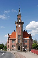 Dortmund, Altes Hafenamt