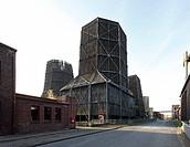 Dortmund, Kokerei Hansa