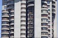 Edificio Torres Blancas, 1962_1969 von Javier Saenz de Oiza erbaut