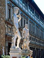Michelangelo´s David sculpture, Florence, Italy