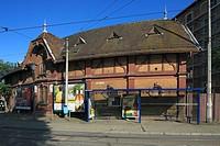 D-Heidelberg, Neckar, Rhine-Neckar area, nature reserve Neckartal-Odenwald, Bergstrasse, Odenwald, Baden-Wuerttemberg, D-Heidelberg-Bergheim, former t...