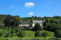 D-Heidelberg, Neckar, Rhine-Neckar area, nature reserve Neckartal-Odenwald, Bergstrasse, Odenwald, Baden-Wuerttemberg, D-Heidelberg-Ziegelhausen, Neub...