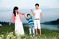 family life of asian young people