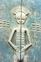 African bas_relief