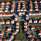 Housing estate in Regensburg, Germany