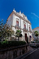 Misericordia church in the city of Santarém, Portugal  16th century late Renaissance Architecture