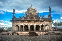 Ibrahim Roza tomb , Bijapur , Karnataka , India