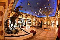 Arabian Court, Dubai Mall, biggest, shopping mall, 1200, shops, UAE, Arab, Arabian, Emirates, United Arab Emirates, Arab states, Arabic, architecture,...