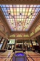 Bahnhofstrasse, Credit Suisse, International, Paradeplatz, Zurich, Switzerland, interior, architecture, bank, banking, building, business, city, comme...
