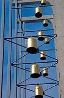 Bells of Crystal Cathedral, California, United States