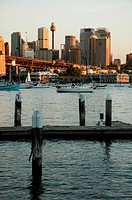 sydney harbour scenery