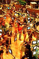 NYSE _ trading floor