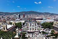 Europe, European, travel, destinations, Iberian Peninsula, Mediterranean Country, Southern Europe, Spain, Spanish, cities, city, Barcelona, Catalan, C...