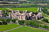 Spain, Europe, Tarragona, Poblet, Monastery, world heritage, green, Mediterranean, remote, spring, unesco, vineyard