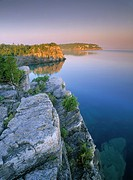 Lake Huron, Bruce Peninsula National Park, Ontario, Canada