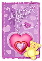 Greeting Card Valentine´s Day