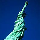 USA, New York, Manhattan, Statue of Liberty