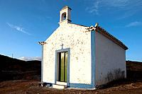 small Portuguese church