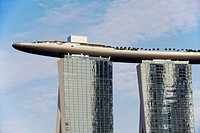 Marina Bay Sands Hotel and Skypark, Singapore