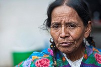 Guatemala, Mayan grandmother