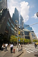 New York City, Time Warner Center