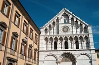 Italy, Tuscany, Pisa, Santa Caterina Church
