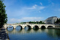 geography / travel, France, Paris, Pont Neuf,