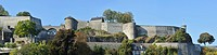 The Citadel / Castle of Namur along the river Meuse, Belgium