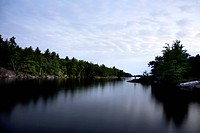 Kasshabog Lake, near Peterborough, Ontario