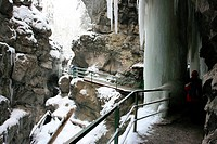 geography / travel, Germany, Bavaria, landscapes, Alps, Breitachklamm near Oberstdorf,