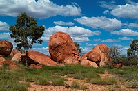 geography / travel, Australia, landscapes, Devil´s Marbles,